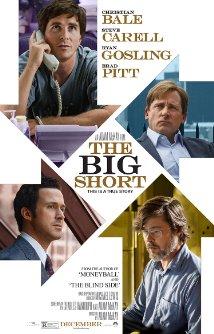 The Big Short 2015 poster