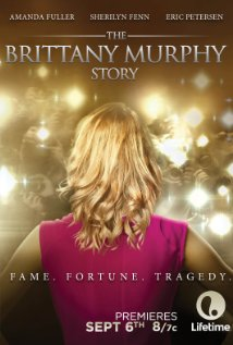 The Brittany Murphy Story 2014 poster