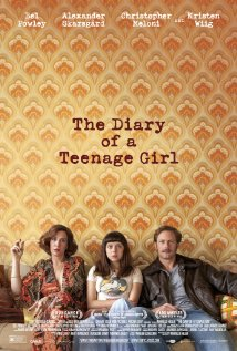 The Diary of a Teenage Girl (2015) cover