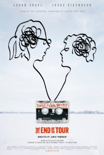 The End of the Tour (2015) cover