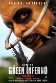 The Green Inferno (2013) cover