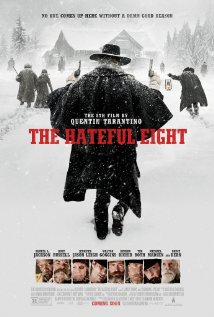 The Hateful Eight (2015) cover