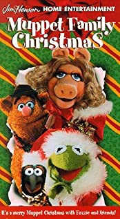 A Muppet Family Christmas (1987) cover