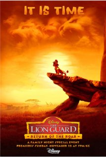 The Lion Guard: Return of the Roar (2015) cover