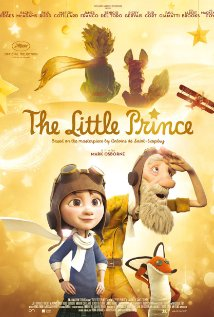 The Little Prince (2015) cover