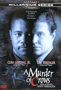 A Murder of Crows (1998) cover