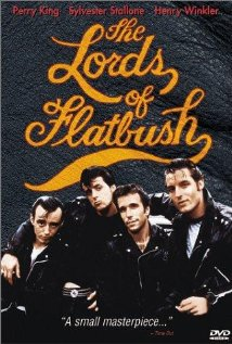 The Lords of Flatbush 1974 poster