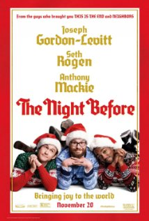 The Night Before (2015) cover