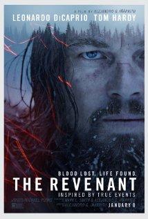 The Revenant (2015) cover