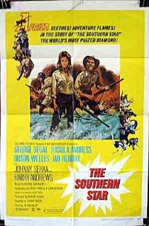 The Southern Star 1968 poster
