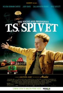 The Young and Prodigious T.S. Spivet (2013) cover