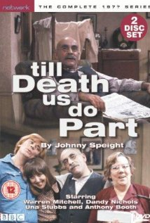 Till Death Us Do Part (1968) cover