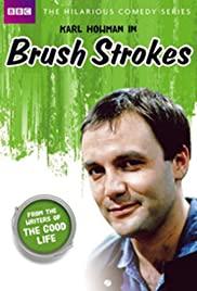 Brush Strokes (1986) cover