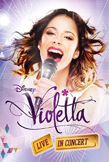 Violetta: La Emoción del Concierto (2014) cover