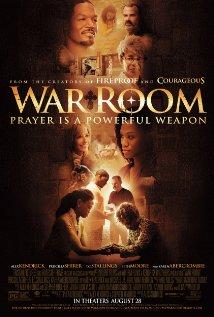 War Room (2015) cover