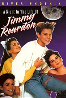 A Night in the Life of Jimmy Reardon (1988) cover