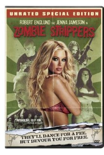 Zombie Strippers 2008 poster