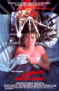 A Nightmare on Elm Street (1984) cover