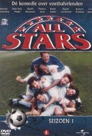 All stars: De serie (1999) cover