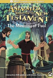 Animated Stories from the New Testament 1987 poster