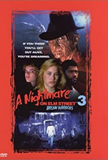 A Nightmare on Elm Street 3: Dream Warriors (1987) cover