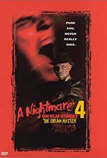 A Nightmare on Elm Street 4: The Dream Master (1988) cover