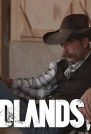 Badlands, Texas (2015) cover