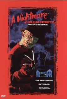 A Nightmare on Elm Street Part 2: Freddy's Revenge (1985) cover