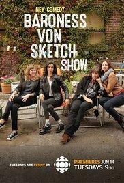 Baroness Von Sketch Show 2016 poster