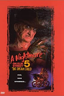 A Nightmare on Elm Street: The Dream Child (1989) cover