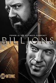 Billions 2016 poster