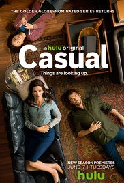 Casual (2015) cover