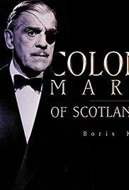 Colonel March of Scotland Yard (1956) cover