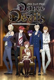 Dance with Devils (2015) cover