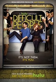 Difficult People (2015) cover