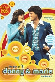 Donny and Marie 1975 poster