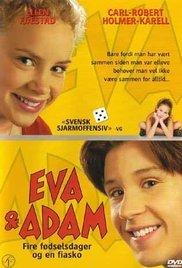 Eva & Adam (1999) cover
