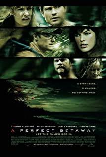 A Perfect Getaway (2009) cover