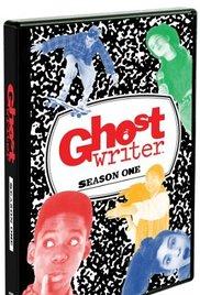 Ghostwriter (1992) cover