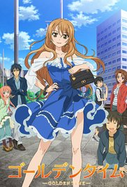 Golden Time (2013) cover