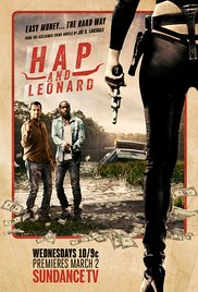 Hap and Leonard (2016) cover
