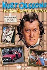 Kurt Olssons television 1987 poster
