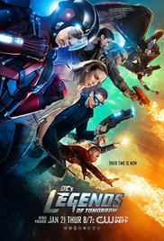 Legends of Tomorrow (2016) cover