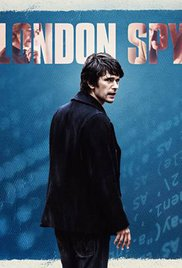 London Spy (2015) cover