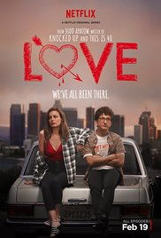 Love (2016) cover