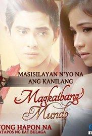 Magkaibang mundo (2016) cover