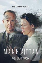 Manhattan 2014 poster