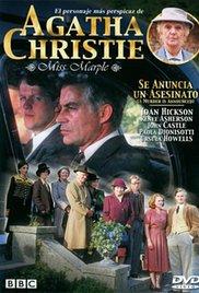 Miss Marple: A Murder Is Announced (1985) cover