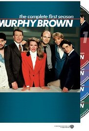 Murphy Brown (1988) cover