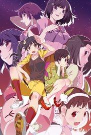 Nisemonogatari (2012) cover